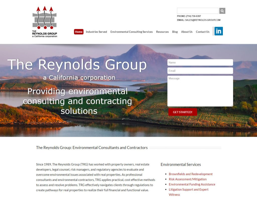 The Reynolds Group